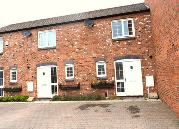 Thumbnail 2 bed terraced house for sale in Kevin Wood Close, Birstall, Leicester