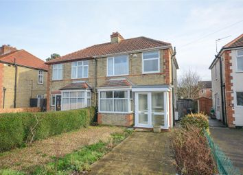 Thumbnail 3 bed semi-detached house for sale in Green End Road, Chesterton, Cambridge