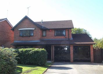 Thumbnail 4 bed detached house for sale in Biton Close, Harborne, Birmingham
