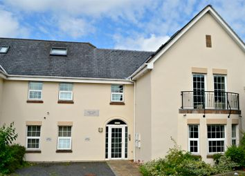 Thumbnail 2 bed flat for sale in Westview Court, Constitution Hill, Barnstaple