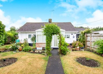 Thumbnail 2 bed semi-detached bungalow for sale in Moot Close, Downton, Salisbury