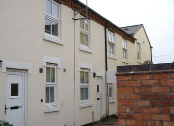 Thumbnail 1 bed terraced house to rent in Evesham Road, Redditch