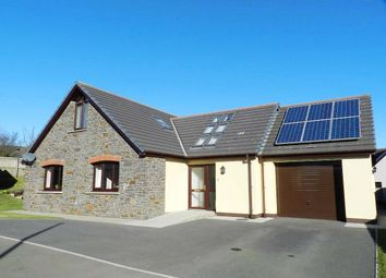 Thumbnail 3 bed detached bungalow for sale in Brookfield Close, Keeston, Haverfordwest