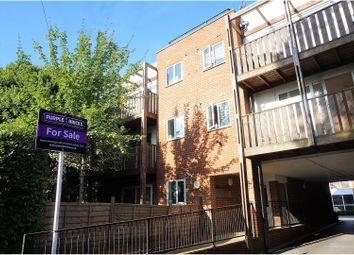 Thumbnail 2 bedroom flat for sale in 77 Hill Lane, Southampton