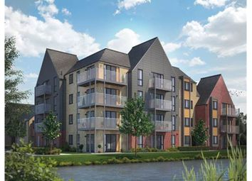 Thumbnail 2 bed flat for sale in River View, Bishops Stortford
