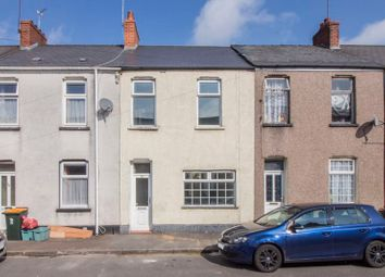 Thumbnail 3 bed terraced house for sale in Orchard Street, Newport