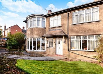 Thumbnail 5 bed semi-detached house for sale in Montreal Avenue, Chapel Allerton, Leeds