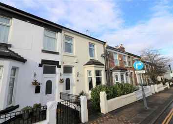 Thumbnail 3 bed terraced house for sale in Windsor Street, Wallasey