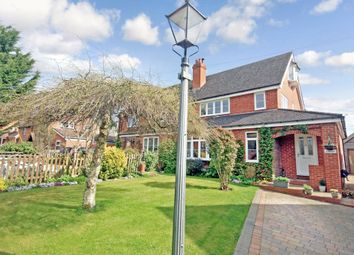 Thumbnail 3 bedroom semi-detached house for sale in Heathen Street, Durley, Southampton