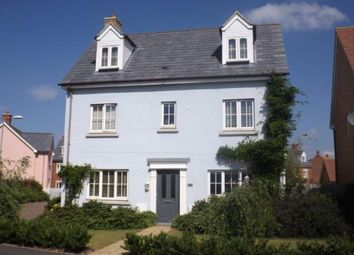 Thumbnail 5 bedroom detached house for sale in Wymondham, Norfolk