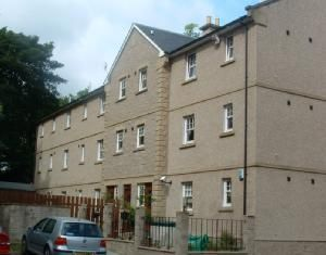 Thumbnail 2 bed flat to rent in Gray Buchanan Court, Polmont, Falkirk
