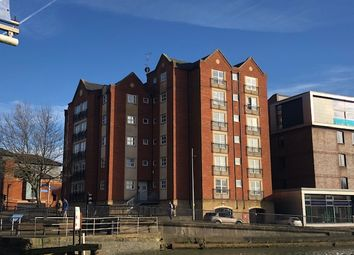 Thumbnail 2 bed flat to rent in Grantavon House, Brayford Wharf East, Lincoln, Lincolnshire