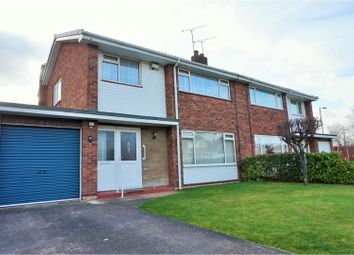 Thumbnail 3 bed semi-detached house for sale in Bolton Hill Road, Bessacarr, Doncaster