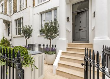 Thumbnail 4 bed flat for sale in Cathcart Road, Chelsea, London