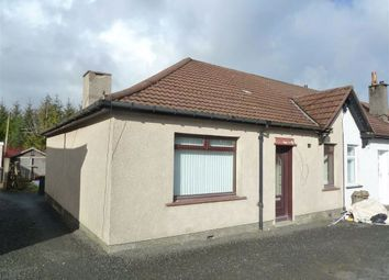 Thumbnail 2 bedroom terraced house for sale in Hirst Road, Harthill, Shotts