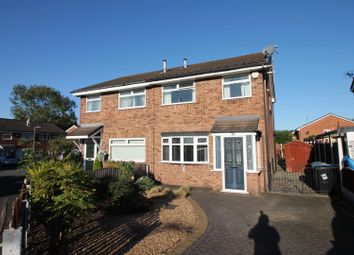 3 bed semi-detached house for sale in Laxfield Drive, Urmston, Manchester M41
