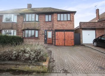 Thumbnail 4 bed semi-detached house for sale in Meadway, Dunstable
