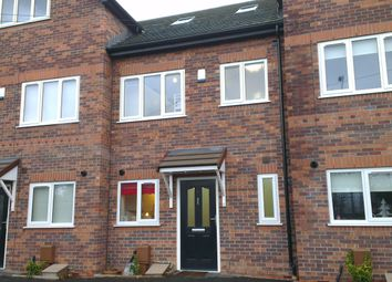 Thumbnail 4 bed town house to rent in Kingsway, Cheadle