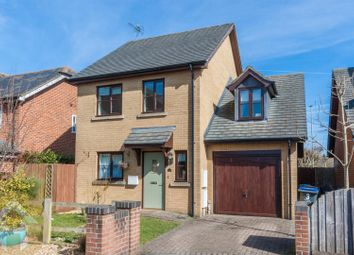 Thumbnail 3 bed detached house for sale in Carrington Gardens, Royal Wootton Bassett, Swindon