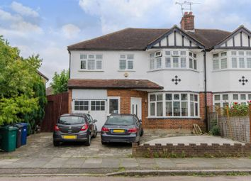 Thumbnail 5 bedroom semi-detached house for sale in The Fairway, High Barnet