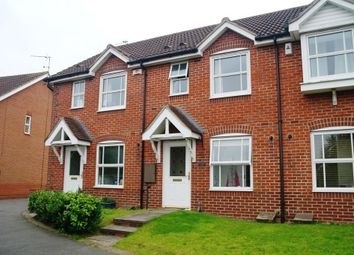 Thumbnail 2 bed terraced house to rent in Peckleton View, Desford, Leicester
