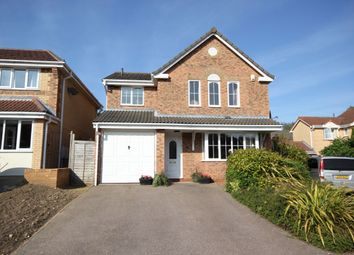 Thumbnail 4 bed detached house for sale in Royalist Drive, Norwich