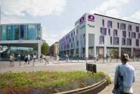 Thumbnail 2 bed flat for sale in Market Street, Addlestone, Surrey
