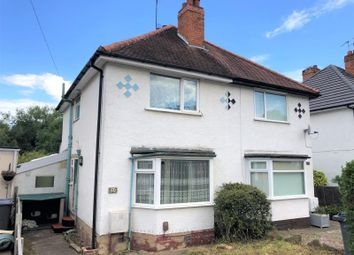 Thumbnail 3 bed semi-detached house to rent in Edgbaston, Birmingham, West Midlands