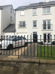 Thumbnail 5 bedroom town house to rent in Kensington Gardens, Haverfordwest