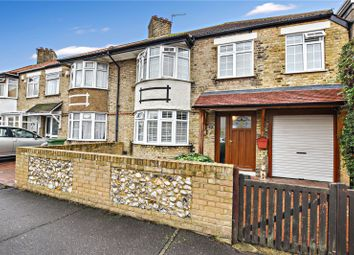 Thumbnail 3 bed end terrace house for sale in Herbert Road, Bexleyheath, Kent