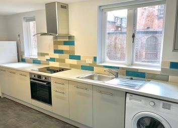 Thumbnail 2 bed flat to rent in 7A Hounds Gate, Nottingham