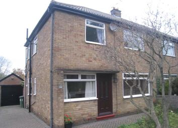 Thumbnail 3 bed semi-detached house to rent in Rectory Lane, Guisborough
