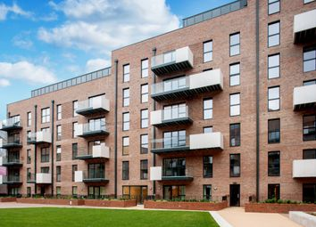 Thumbnail 3 bed flat for sale in Purbeck Gardens, London