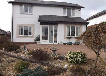 Thumbnail 4 bed detached house for sale in Gorseddfa, Criccieth, Gwynedd