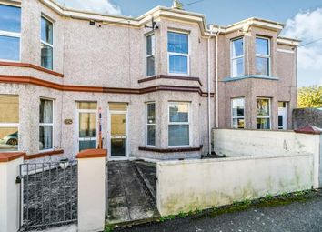 Thumbnail 3 bedroom terraced house for sale in Torpoint, Cornwall, England