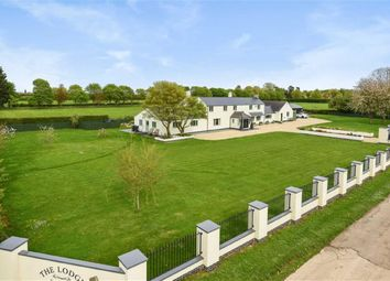 Thumbnail 5 bed detached house for sale in South Farm, Water Eaton, Wiltshire