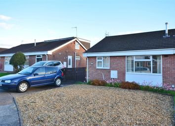 Thumbnail 2 bed semi-detached bungalow for sale in Lon Y Fran, Glenfields, Caerphilly