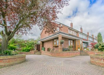 Thumbnail 3 bed end terrace house for sale in High Wood Road, Hoddesdon