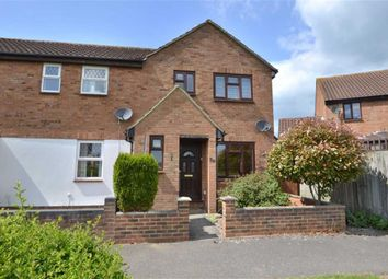 Thumbnail 3 bed semi-detached house for sale in The Hedgerows, Stevenage, Herts