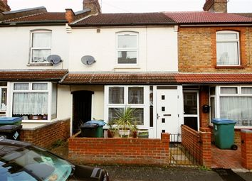 Thumbnail 2 bed terraced house for sale in Brighton Road, Watford