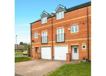 Thumbnail 3 bed property for sale in St. James Place, North Hykeham, Lincoln
