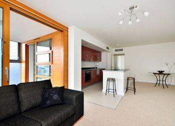 Thumbnail 2 bed flat to rent in Lombard Road, Battersea
