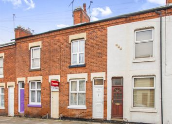 Thumbnail 2 bedroom terraced house for sale in Vernon Road, Aylestone, Leicester