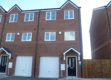 Thumbnail 4 bed town house for sale in Park Grange, Park Road, Hindley, Wigan