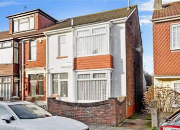 Thumbnail 3 bed semi-detached house for sale in Romsey Avenue, Portsmouth, Hampshire