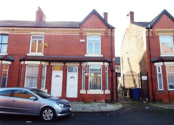 Thumbnail 2 bedroom end terrace house for sale in Coniston Street, Salford, Greater Manchester