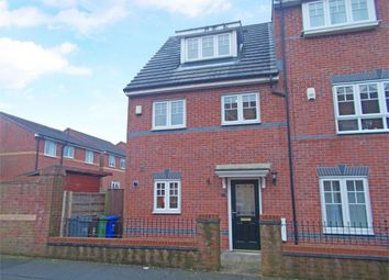 3 bed town house to rent in Lowbrook Avenue, Blackley, Manchester M9