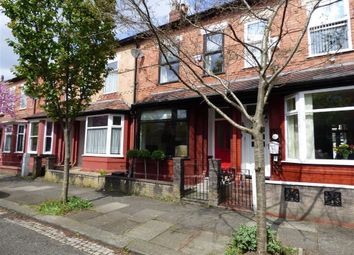 Thumbnail 4 bedroom terraced house for sale in Cartwright Road, Manchester