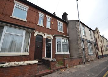 Thumbnail 3 bed terraced house to rent in Victoria Road, Fenton, Stoke On Trent, Staffordshire