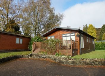 Thumbnail 2 bed mobile/park home for sale in Ambleside 64, White Cross Bay Holiday Park, Windermere